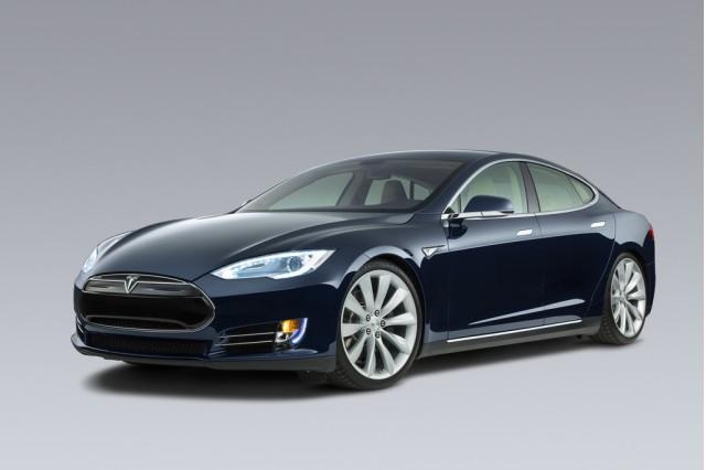 Tesla Model S Pic