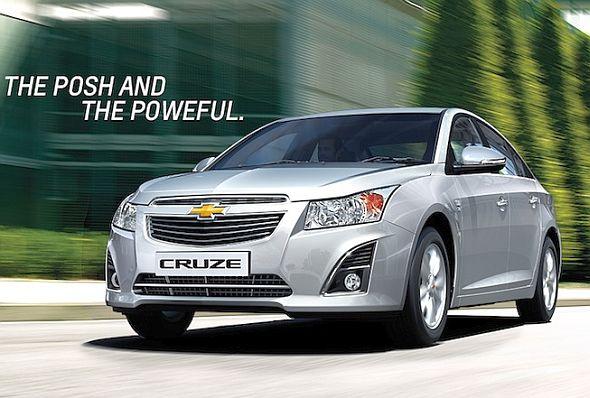 Chevrolet Cruze Update Pic