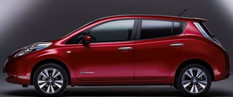 Nissan Considering Low Cost Electric Car For India