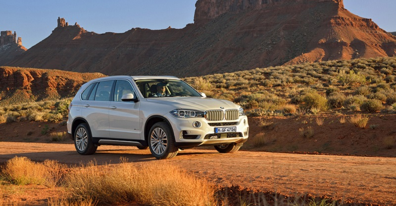 2014 BMW X5 Crossover Pic