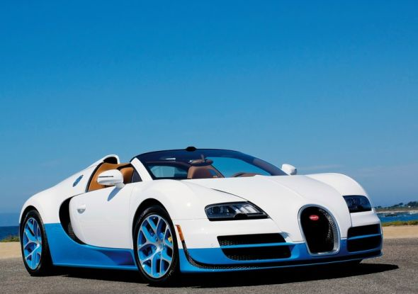 Bugatti Grand Sport 1