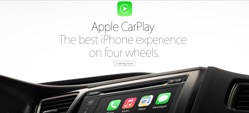 Apple launches CarPlay, is based on BlackBerry's QNX platform