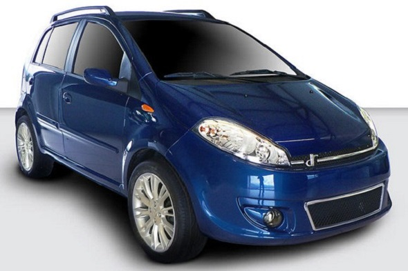 Chery A1 Hatchback Pic