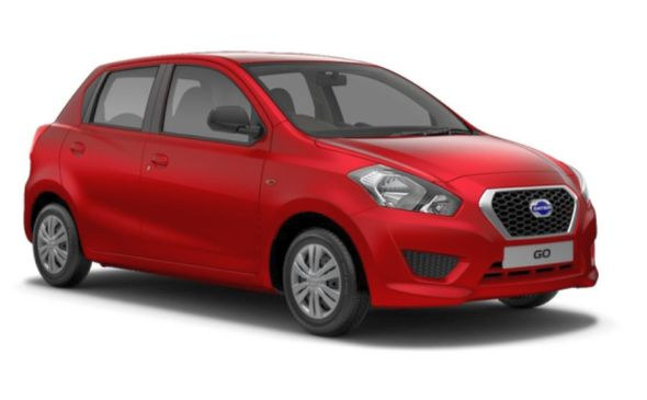 2014 Datsun Go Low Cost Hatchback Picture