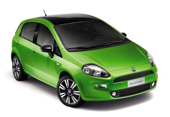 2014 Fiat Grande Punto Facelift Image