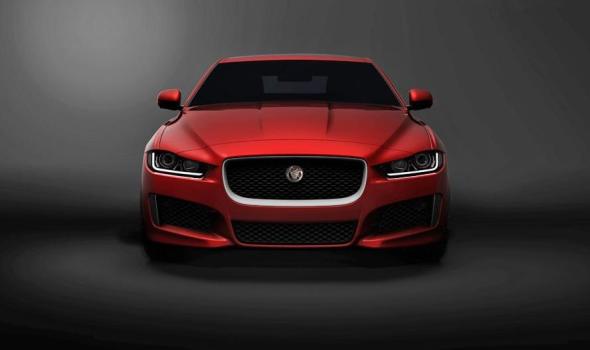 Jaguar XE Entry Level Luxury Sedan Teaser Pic