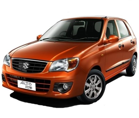 Maruti Suzuki Alto K10 Pic