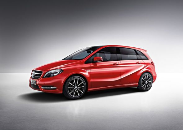 Mercedes Benz B-Class Photo