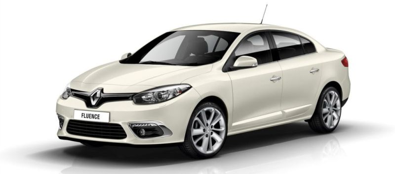Renault Fluence Facelift Featured
