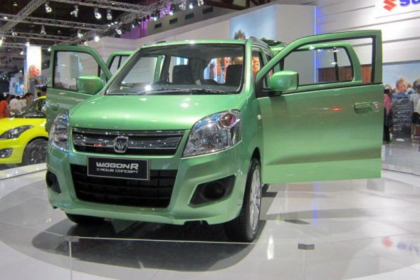 Datsun Go+ rival Suzuki WagonR 3 Rows 7 seater to go into production later this year