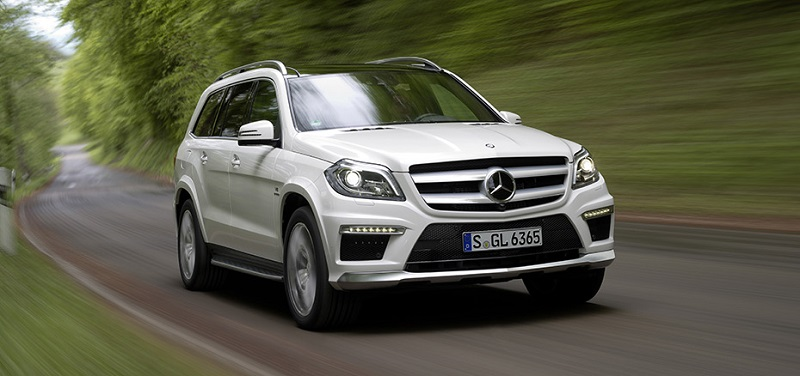 Mercedes Benz GL63 AMG to be launched In India on the 15th of April