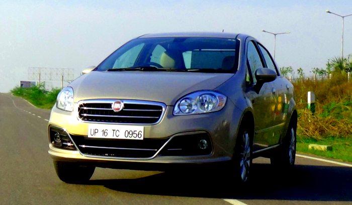 New Fiat Linea spotlight – detailed insight