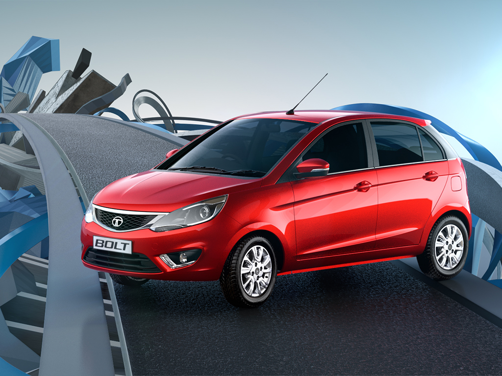 2015 Tata Bolt to be India's First Diesel Automatic Hatchback