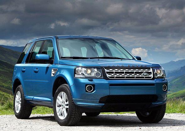 2014 Land Rover Freelander2 SUV Pic