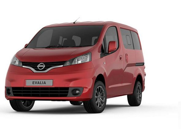 Nissan Evalia MPV to get yet another revamp by the year end