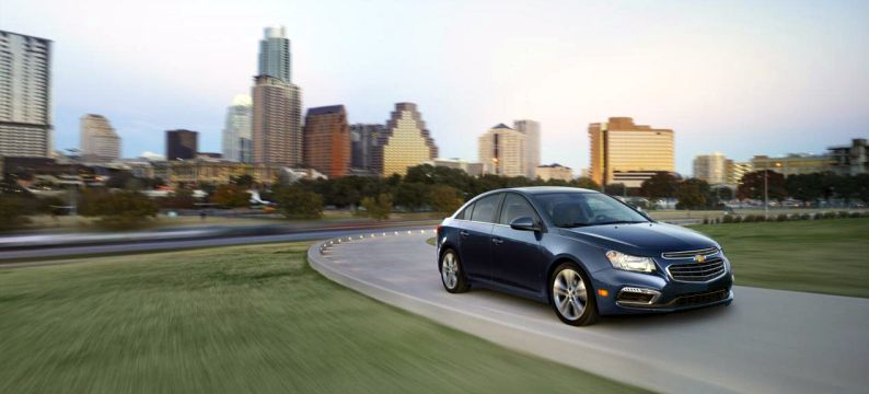 2015 Chevrolet Cruze Facelift – This is it!