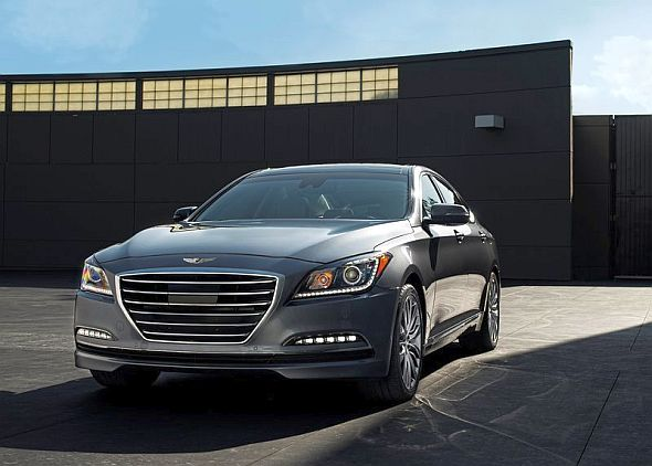 Hyundai Mulling Flagship Genesis Luxury Sedan Car