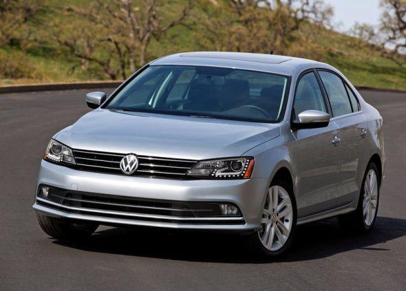 2015 Volkswagen Jetta Sedan Facelift Image