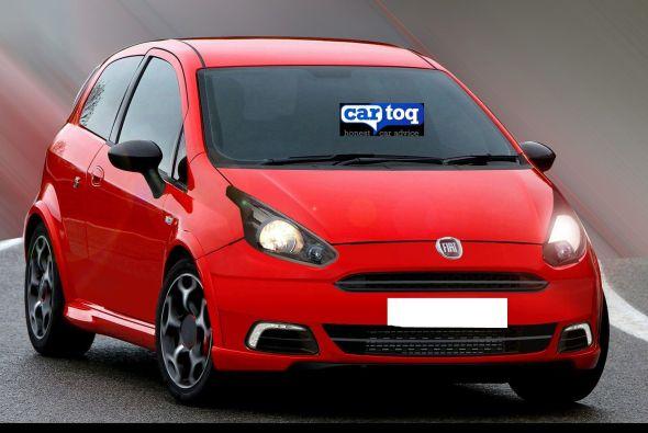 Speculative Render of the Fiat Grande Punto Facelift Image
