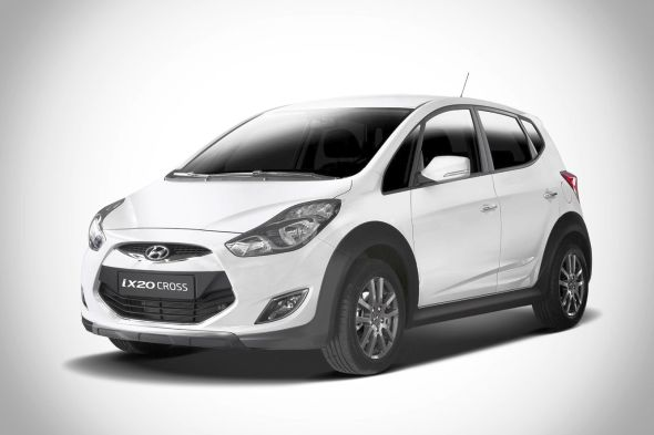 Rumour – Hyundai working on two new SUVs for India