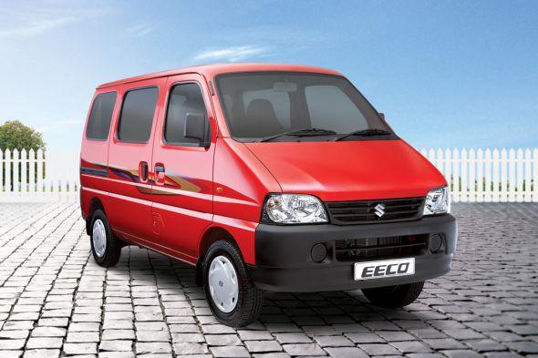 Maruti Eeco Passenger Van Image