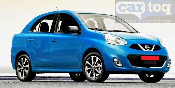 CarToq renders the Nissan Micra based compact sedan