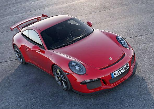 Porsche 911 GT3 Sportscar Pic