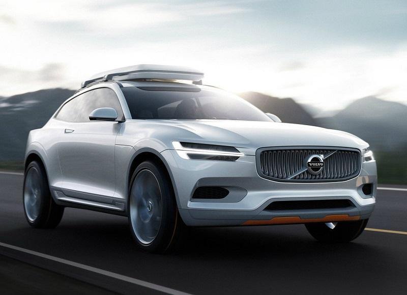 Volvo XC Coupe Concept Image