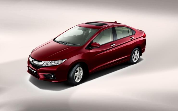 2014 Honda City Sedan