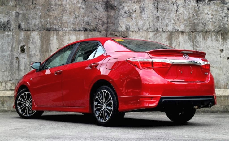 Considering That The Corolla Altis Is A Prime Chauffeur Driven Car, The  Increase In Legroom Is Quite Significant And Will Appeal To Buyers.
