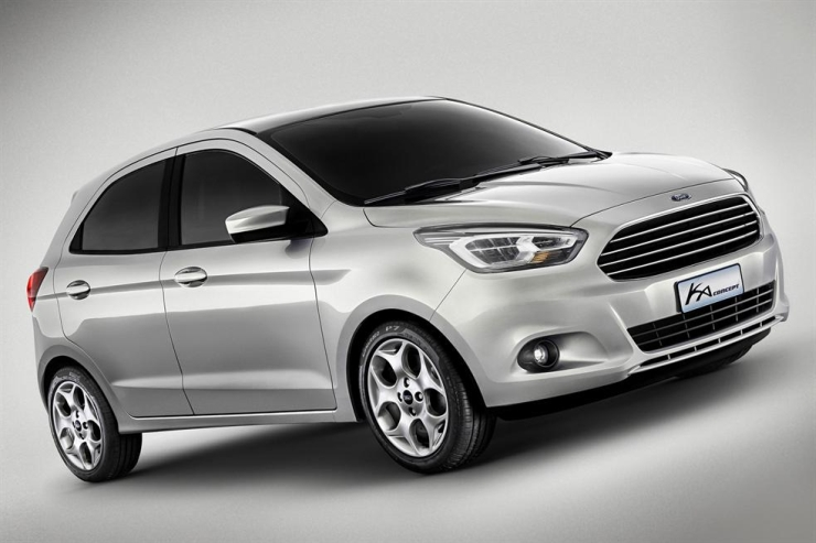2015 Ford Figo Hatchback Image