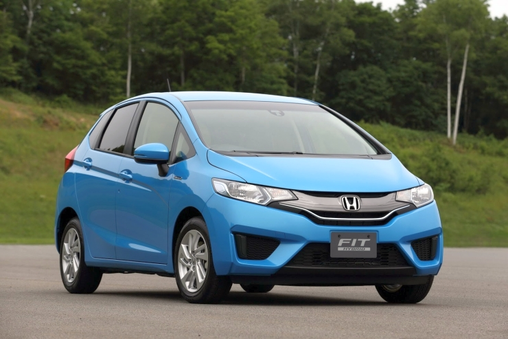 Official – Honda Jazz premium hatchback lined up for March 2015 launch