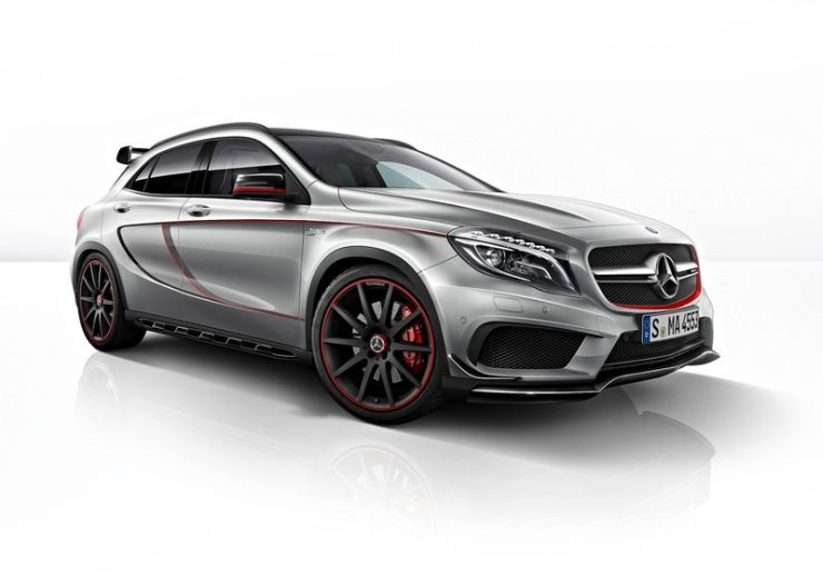 Mercedes benz to follow up cla amg sportscar launch with for 2015 mercedes benz gla