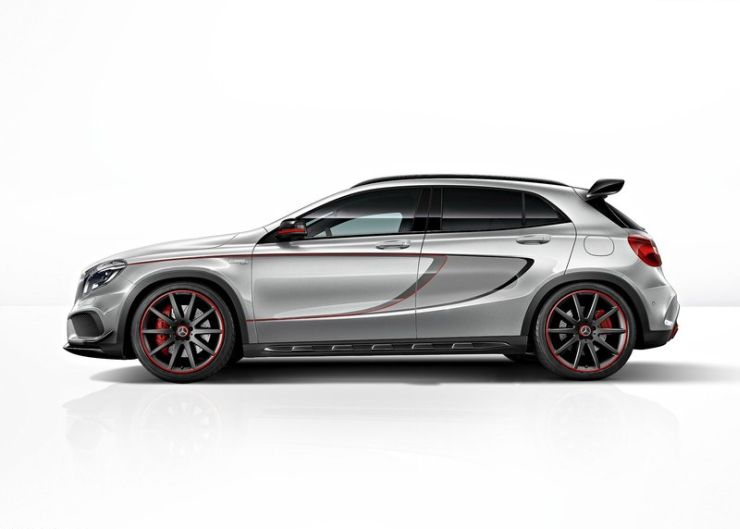 mercedes benz to follow up cla amg sportscar launch with the gla amg. Black Bedroom Furniture Sets. Home Design Ideas