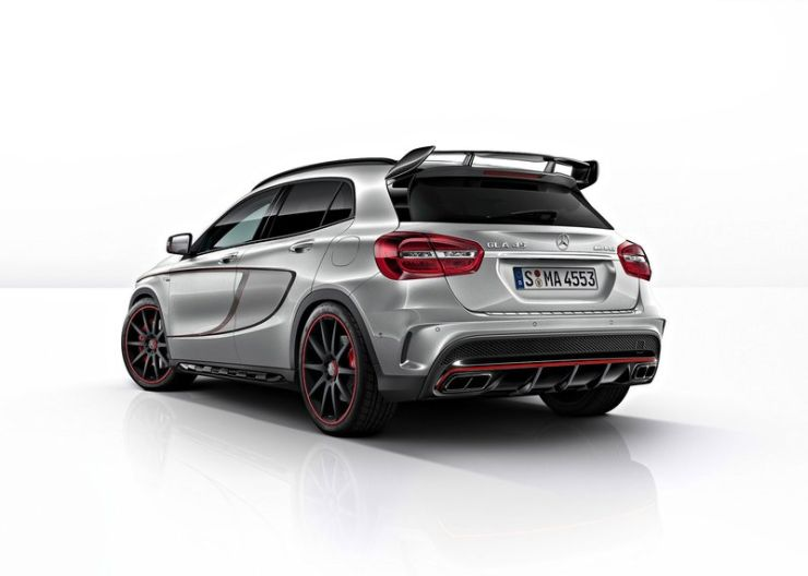 Mercedes benz to follow up cla amg sportscar launch with for Mercedes benz gla crossover