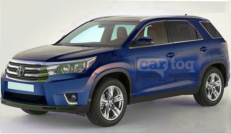 2016 Toyota Fortuner SUV Render Pic