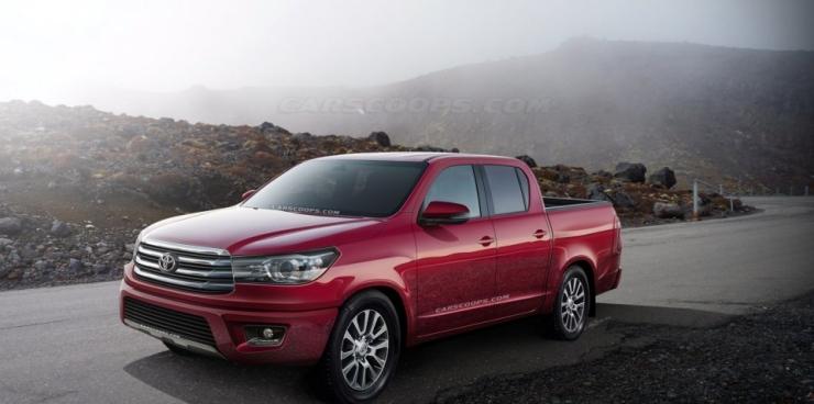 Next-Generation 2015 Toyota Fortuner SUV - New Details Emerge   Cartoq