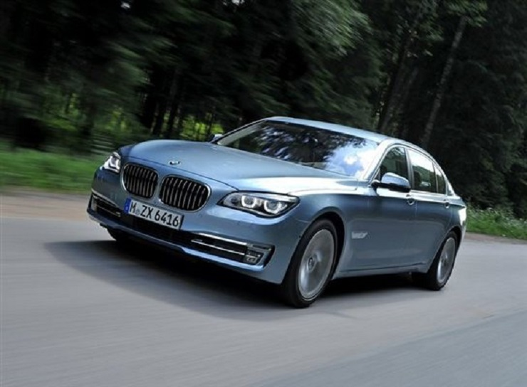 BMW 7-Series Active Hybrid luxury saloon to launch in India on July 23rd