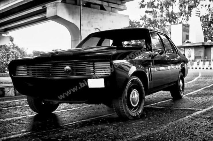 Hindustan Contessa to Chevrolet Camaro 1