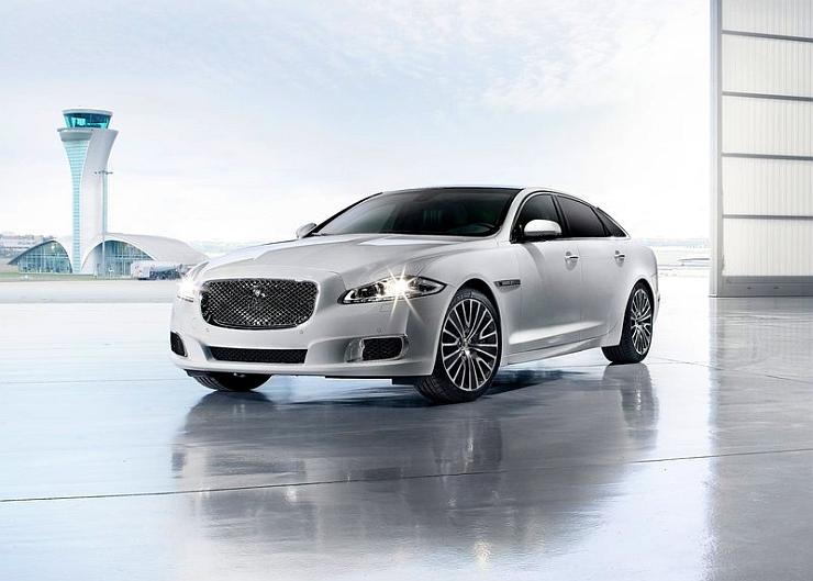 2014 Jaguar XJ Luxury Saloon Pic