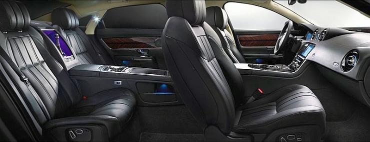 2014 Jaguar XJ Luxury Saloon Interiors Image