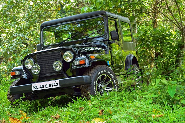 Mahindra Thar Adventure Edition Suv Introduced In India