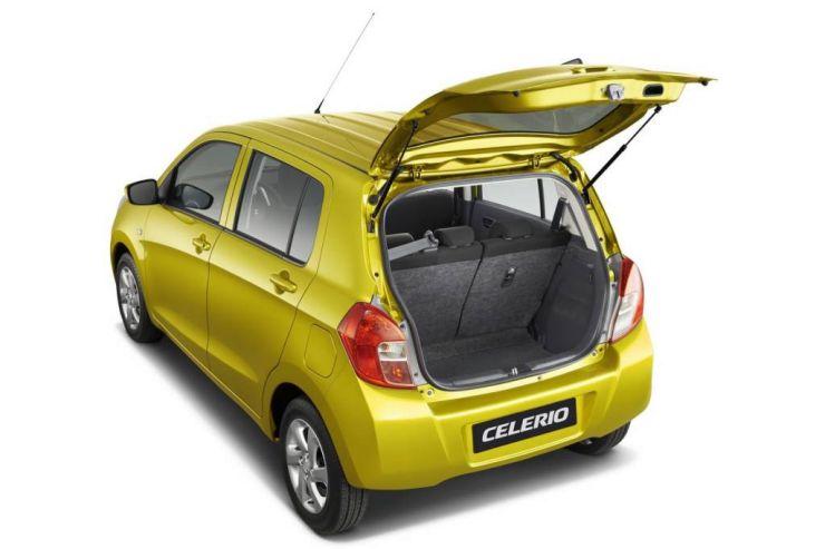 Maruti Suzuki Celerio Hatchback 2