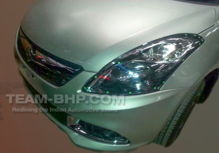 Maruti Suzuki Swift Dzire Facelift Pic