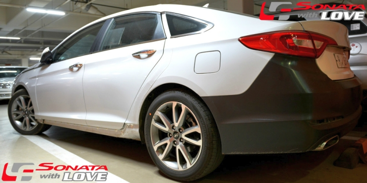 Hyundai Sonata Diesel sedan car in the works for India and ...