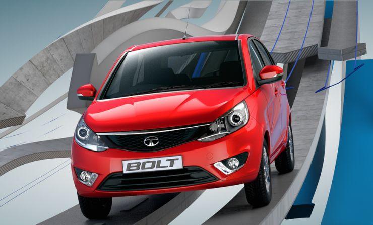 Tata Bolt B+ Segment Hatchback Photo