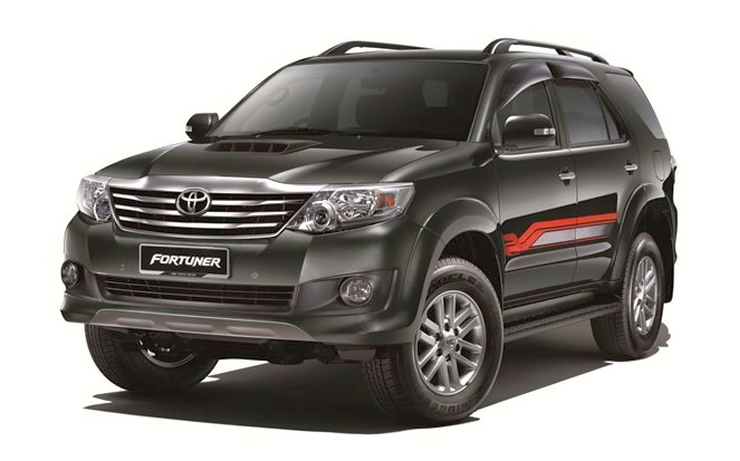 Fortuner with new engine and facelifts