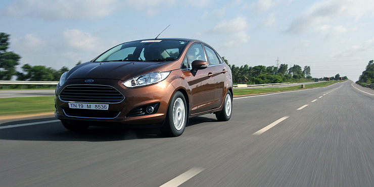 2014 Ford Fiesta Facelift Sedan 23