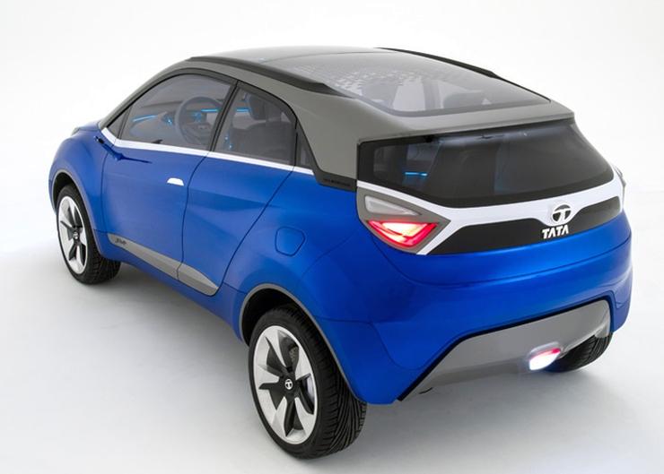 2016 Tata Nexon Crossover Concept 1