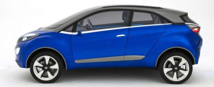 2016 Tata Nexon Crossover Concept 4